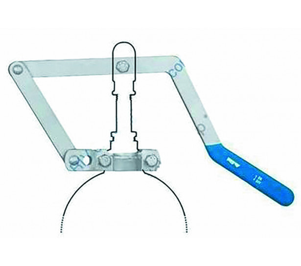 LEVERS FOR GATE VALVE