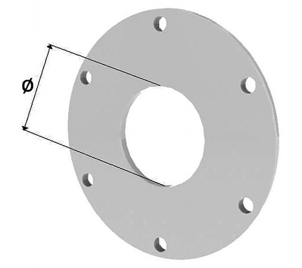 ROTATING JOINT FLANGES