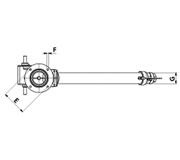 MANUAL SWIVELS WITH FLANGE
