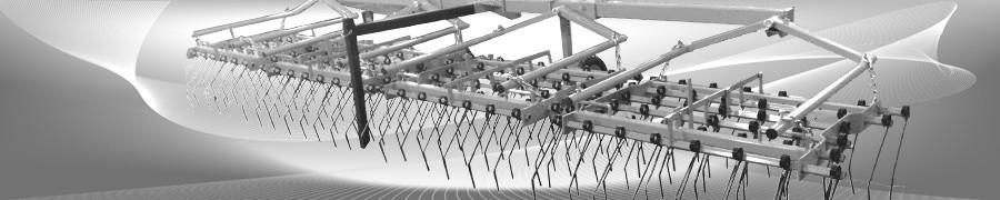 Production of springs and anchors, teeth for fixed and rotating harrow and cropping discs